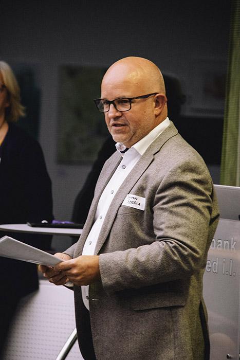 Bericht des Rechnungsprüfers Johann Szerva