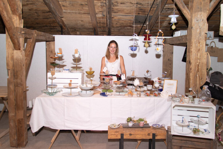 Mit Upcycling schafft Magdalena Weberbauer Lenicate