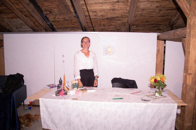 Meditation und mehr im Lichtraum von Eva Maria Haas