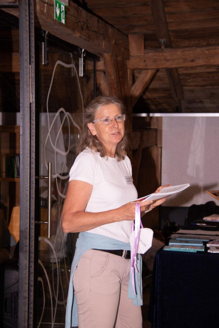 ebenfalls selbst gemacht: ein Vorlesebuch von Berta Burghuber und Regional Caritas